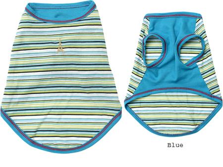 COOL 80/2強撚ボーダーTシャツ(SAD20380-60) 30%オフ