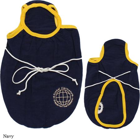 綿紐使い地球刺繍キャミソール(SAD20390-6) 50%オフ