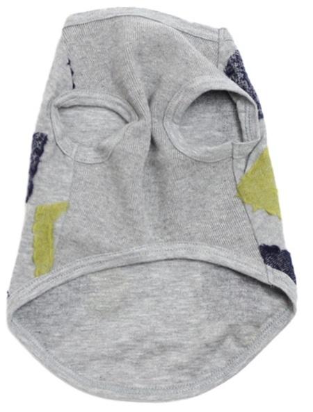 インターシャブロック柄Tシャツ (SAD20430-62)