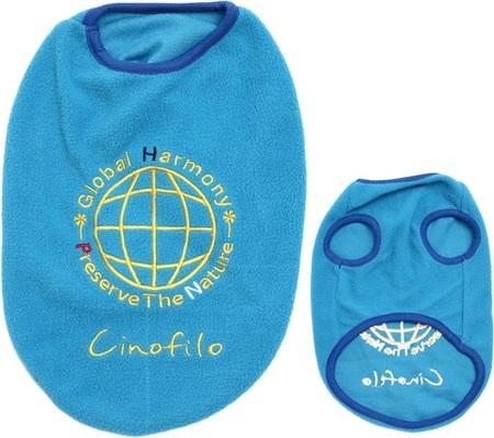 GLOBAL HARMONY刺繍定番フリースTシャツSAD20350-3 30%オフ