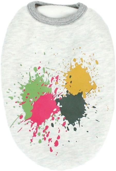 POPペイントTシャツ